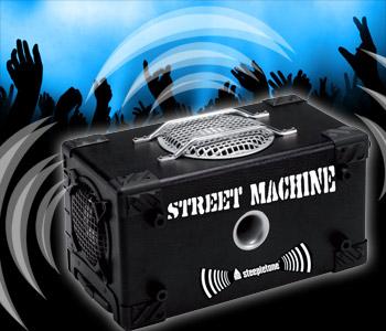 Street Machine iPod Boombox