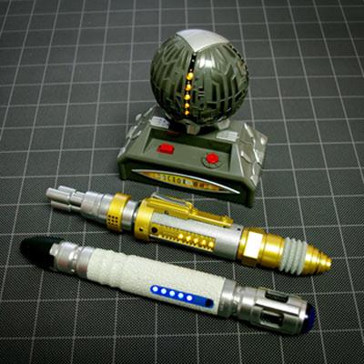 Doctor Who Laser Battle Set