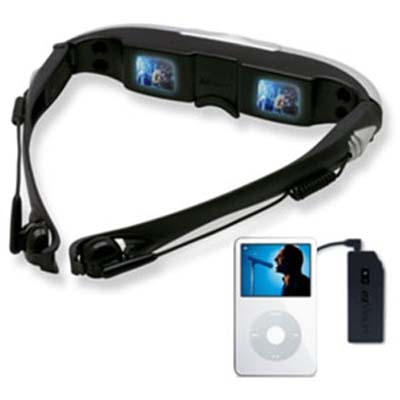 EzVision Video Eyewear