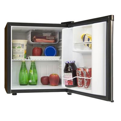 HAIER HNSB02SS 1.7 Cu. Ft. Refrigerator Freezer