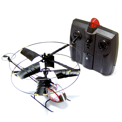 Salvation 3 RC Helicopter