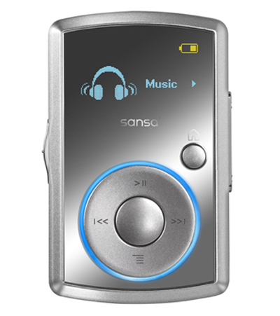 Sansa Clip FM 4GB MP3 Player