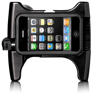 OWLE iPhone Video Audio Rig 2