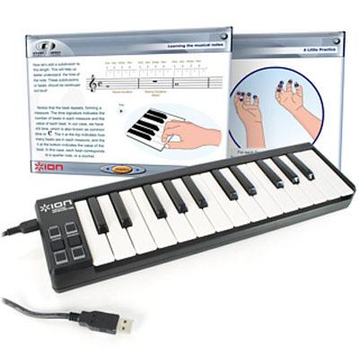 USB Discover MIDI Keyboard
