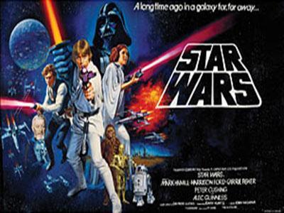 Star Wars Epic Wall Art
