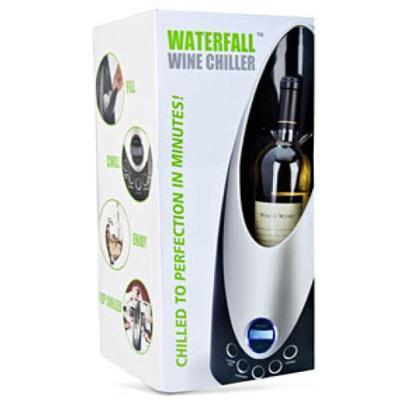Waterfall Wine Chiller