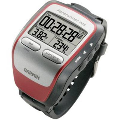 Garmin Forerunner 305 GPS Receiver With Heart Rate Monitor