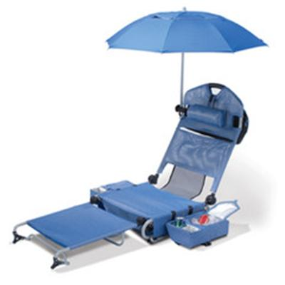 The Only Complete Beach Lounger