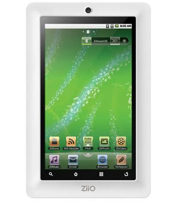 "Creative ZiiO 7"" 8GB Android Tablet"
