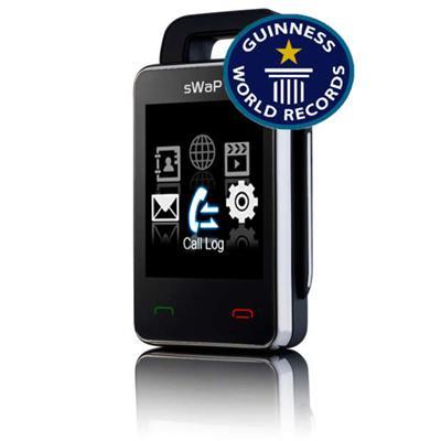 sWap Nova - Worlds Smallest Mobile Phone