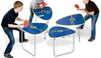 The Quad Table Tennis Game