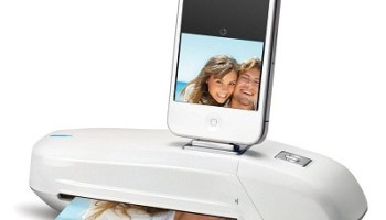 The Direct To iPhone iPod Scanner