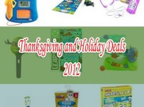 thanksgiving and holiday deals 2012