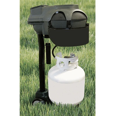 The Body Heat Mimicking Mosquito Trap