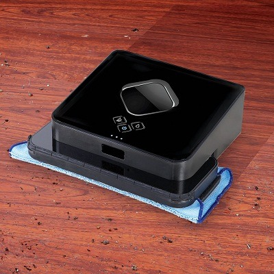 Wet and Dry Robotic Mop