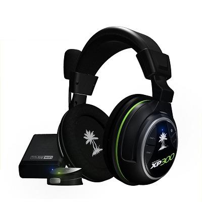 Turtle Beach Ear Force XP300 Wireless Gaming Headset