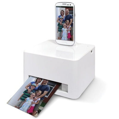 The Android Smartphone Photo Printer