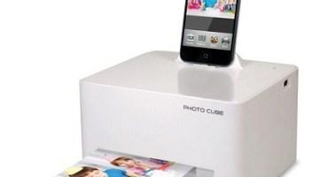 The iPhone 5 Photo Printer