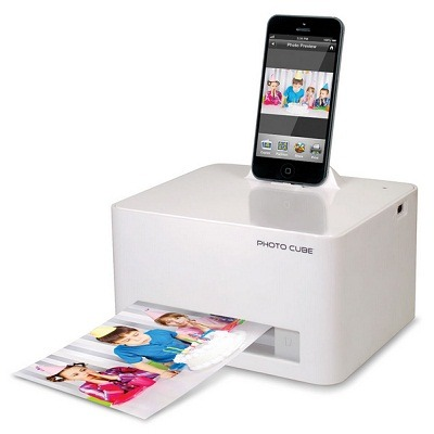 The iPhone 5 Photo Printer