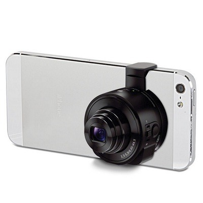 The Smartphone to Telephoto Camera Converter
