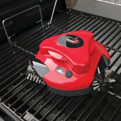 The Grill Cleaning Robot