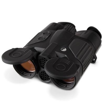 The Distance Calculating Binoculars