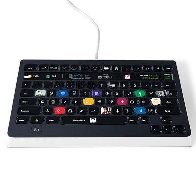 The Transcendent Keyboard