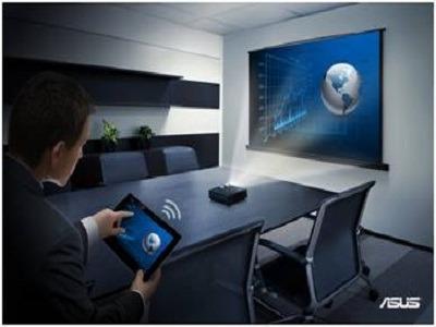 ASUS B1M 1280x800 WXGA 700 ANSI Lumens LED Portable Projector 5