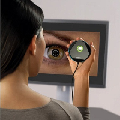 The Eye Scanning Password Authenticator 2