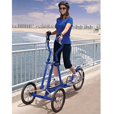 The Elliptical Bicycle