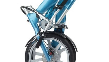 The Self Charging Electric Bike