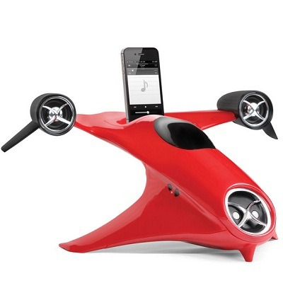 The Futurist's Hand Activated iPhone Speaker