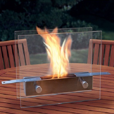 The Tabletop Fireplace 1