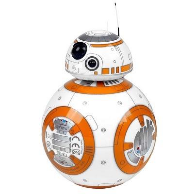 The Star Wars BB-8 Droid