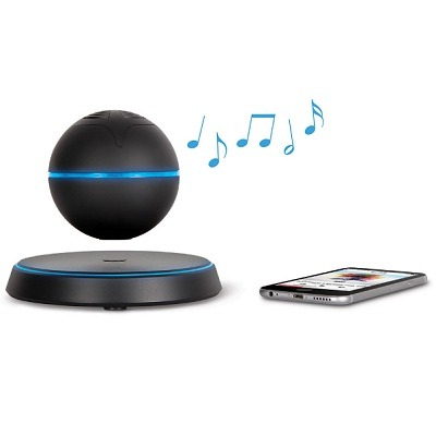 The Levitating Bluetooth Speaker