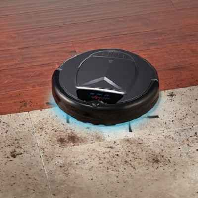 The Germ Eliminating Robotic Vacuum