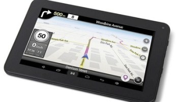The International Travelers GPS Tablet