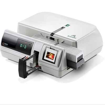 The Professional's Image Restoring Digital Slide Converter - A scanner that converts and restores 35mm slide images to their original quality