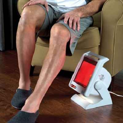The Clinical Strength Infrared Therapy Lamp