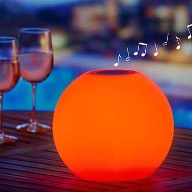The Prismatic Speaker Sphere