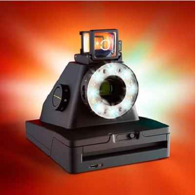 The Next Generation Instant Camera