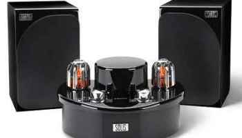 The Bluetooth Vacuum Tube Stereo
