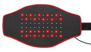 The Heated LED Back Pain Reliever