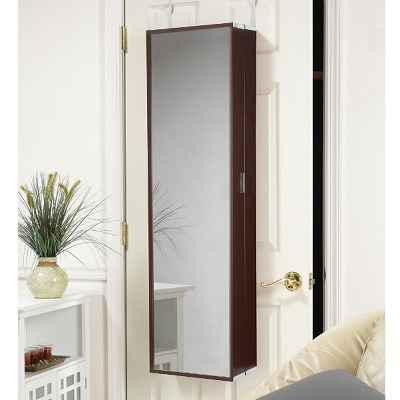The Over The Door Cosmetic Armoire