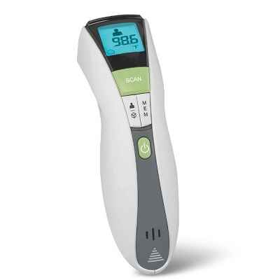 The One Second Infrared Thermometer