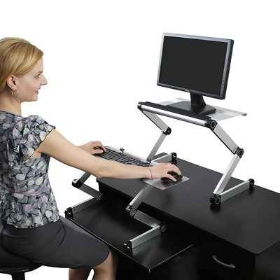 The Sit Or Stand Workstation