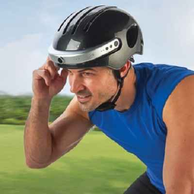 The Smarter Bike Helmet-1