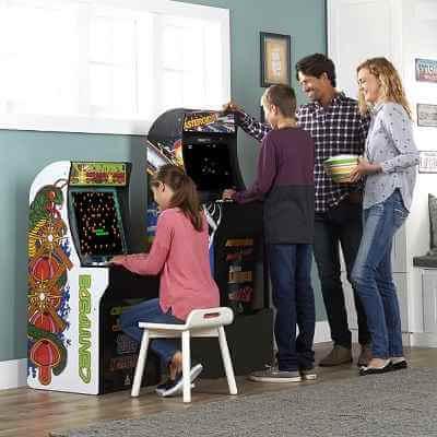 The Atari Home Arcade 1