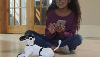 The Voice Controlled Robodog