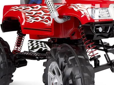 The Children's Ride On Monster Truck 1